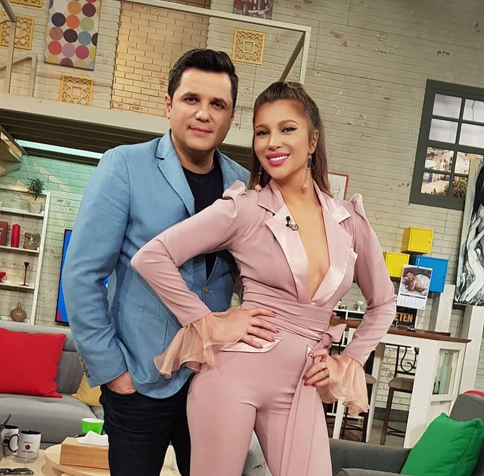 Lora rămâne la PRO TV și după ce se întoarce Adela Popescu din concediul maternal
