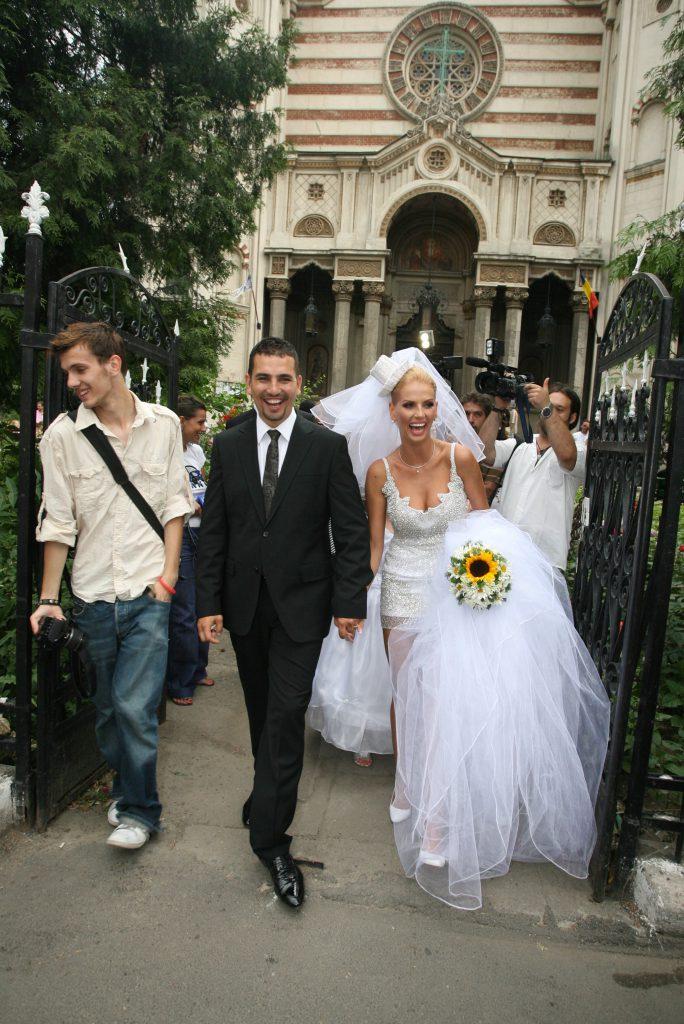 Andreea Bănică nu și-a schimbat numele de familie nici după 10 ani de mariaj