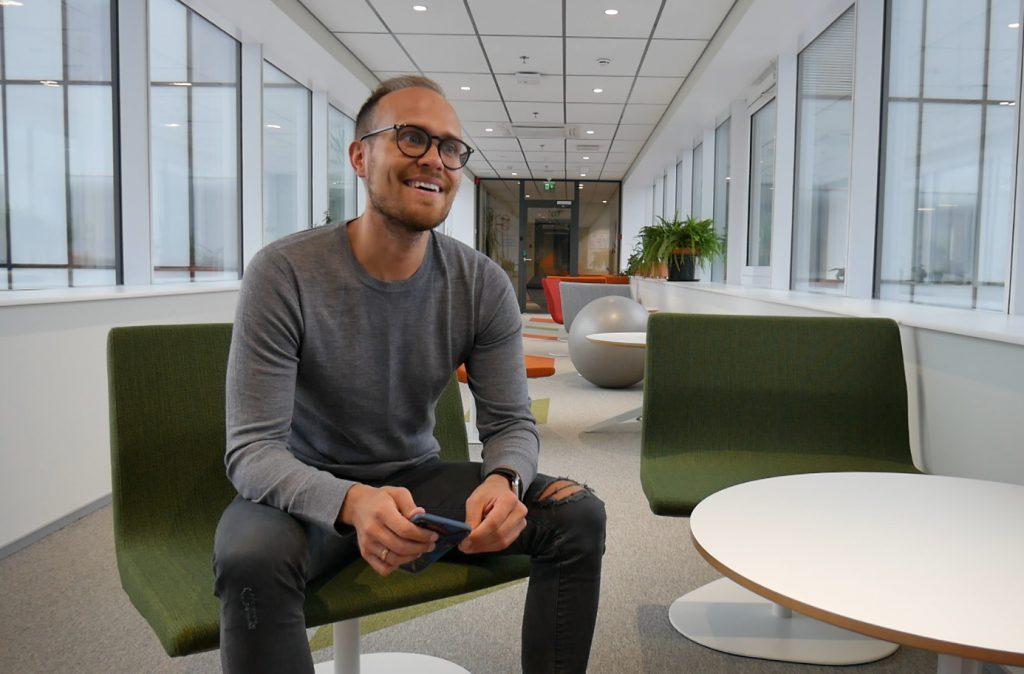 Ott Velsberg este cel care are în grijă să creeze un judecător-robot drept, de necontestat, în Estonia.