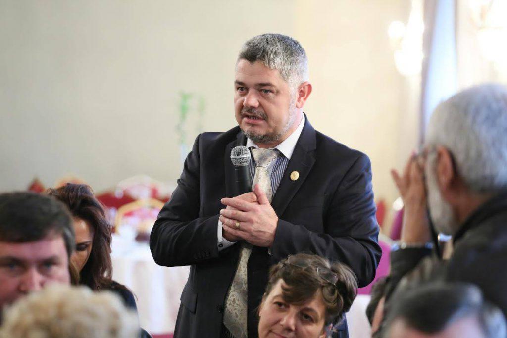 Ninel Peia, unul din candidații la alegerile prezidențiale din 2019