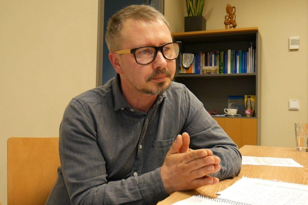 Tanel Kerikmäe, decanul Facultății de Drept din Tallin