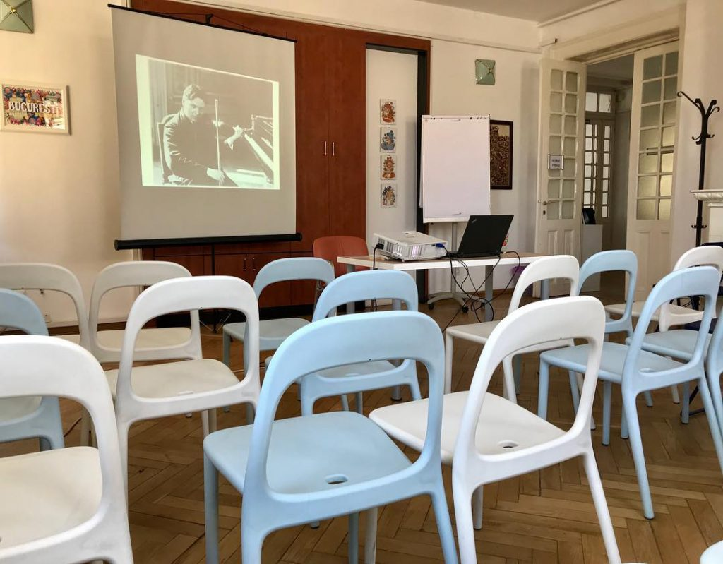 atelier cum se scrie un film