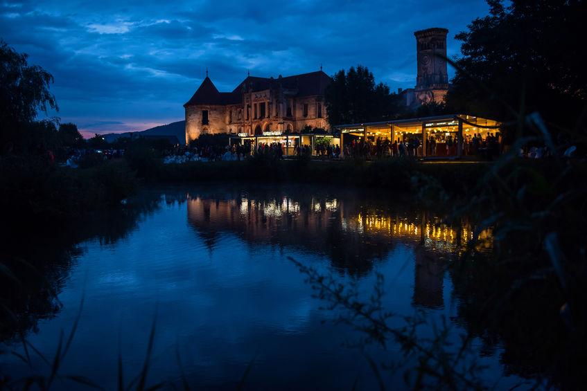 Castelul Banffy, Bonțida - locul unde se desfășoară festivalul Electric Castle