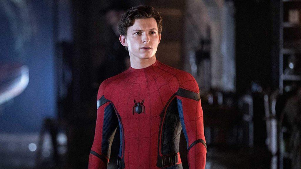 Spider-Man Departe de casă