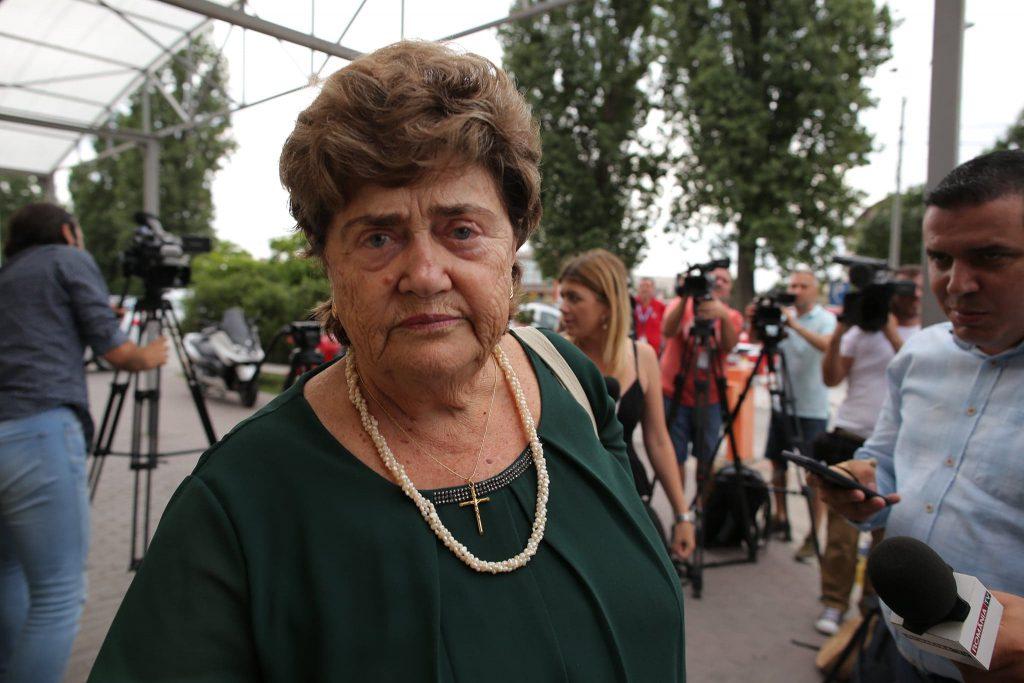 Mama lui Radu Mazăre