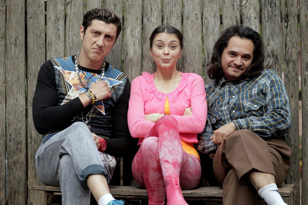 Actrița Anca Dumitra trăiește de 10 ani în pielea Gianinei din Las Fierbinți