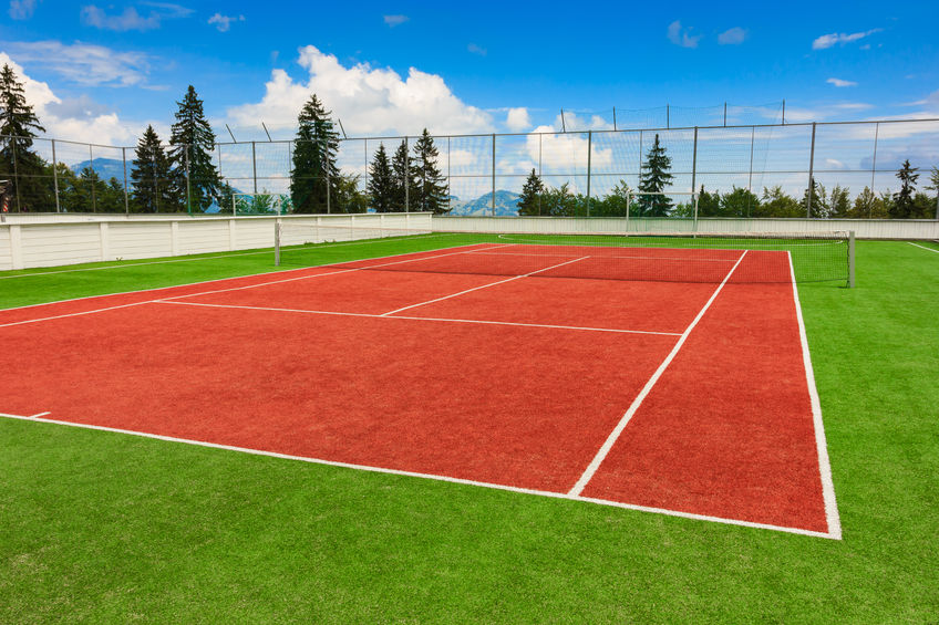 Tipuri de teren de tenis - teren pe suprafață dură