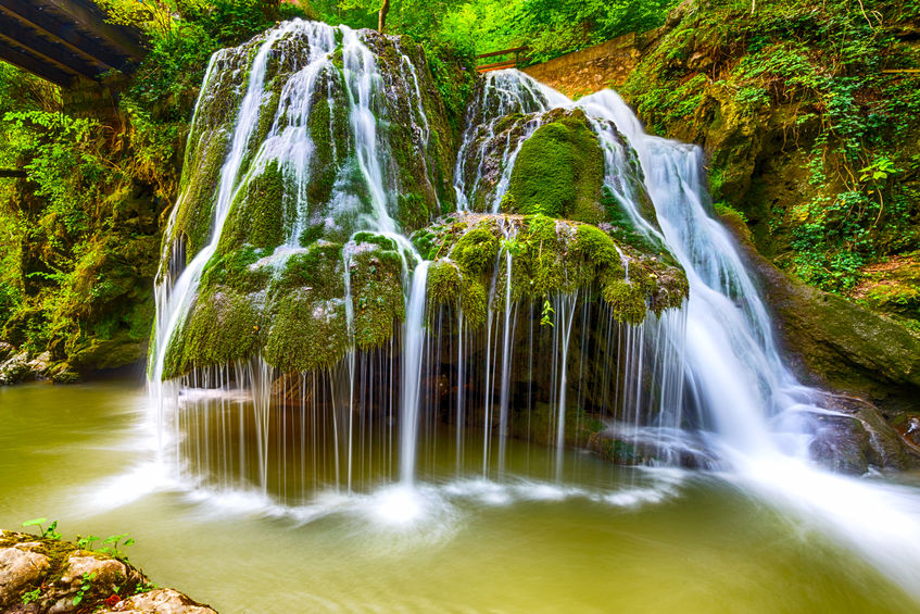 Cascada Bigăr - obiectiv turistic din România