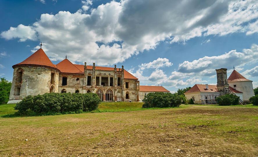 Castelul Banffy - Bonțida. Castele din România