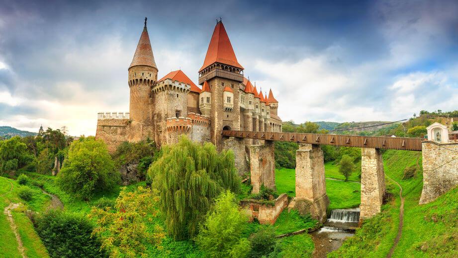 Castelul Corvinilor - Castelul Hunedoara