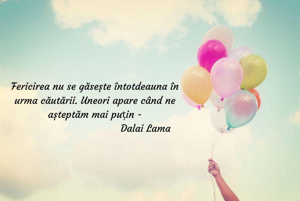 Citate despre fericire - Dalai Lama