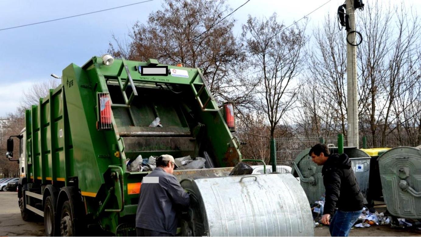 Taxa-record de gunoi din Sectorul 2, prelungită pe două decenii