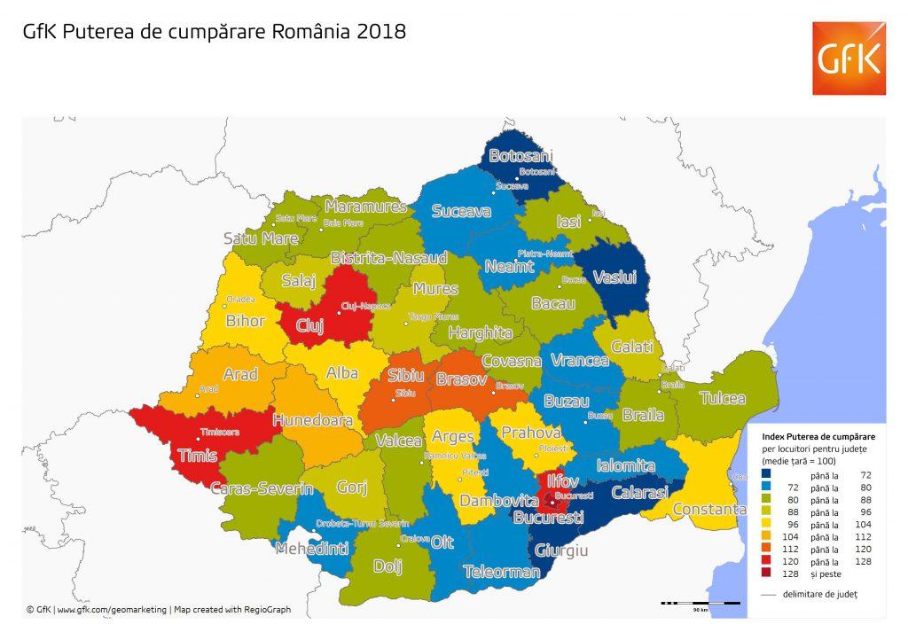 Studiu Puterea De Cumpărare A Romanilor A Crescut In 2018 Dar și