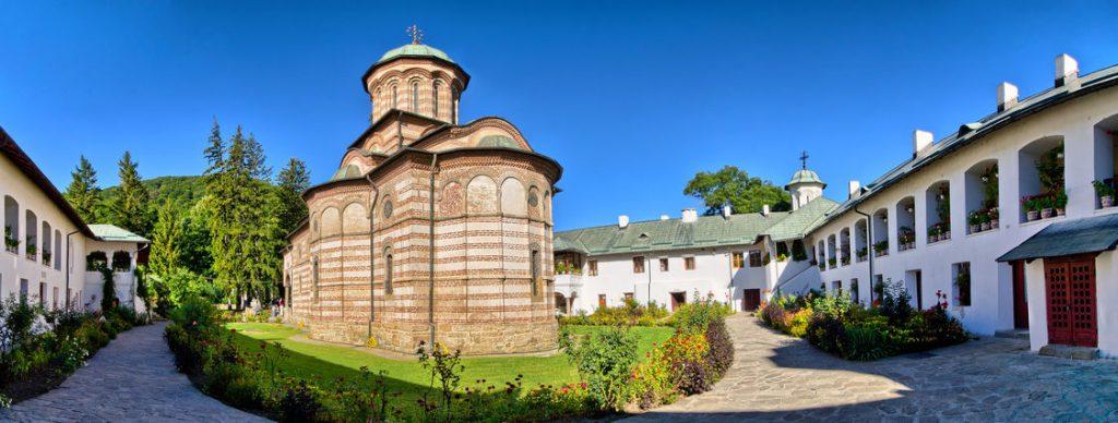 Mănăstirea Cozia - mănăstiri din România