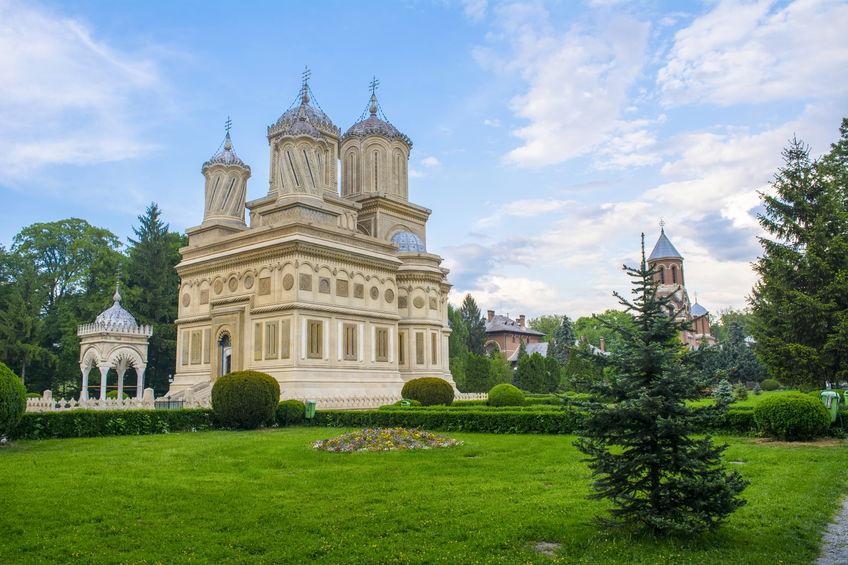 Mănăstirea Curtea de Argeș,  mănăstiri din România