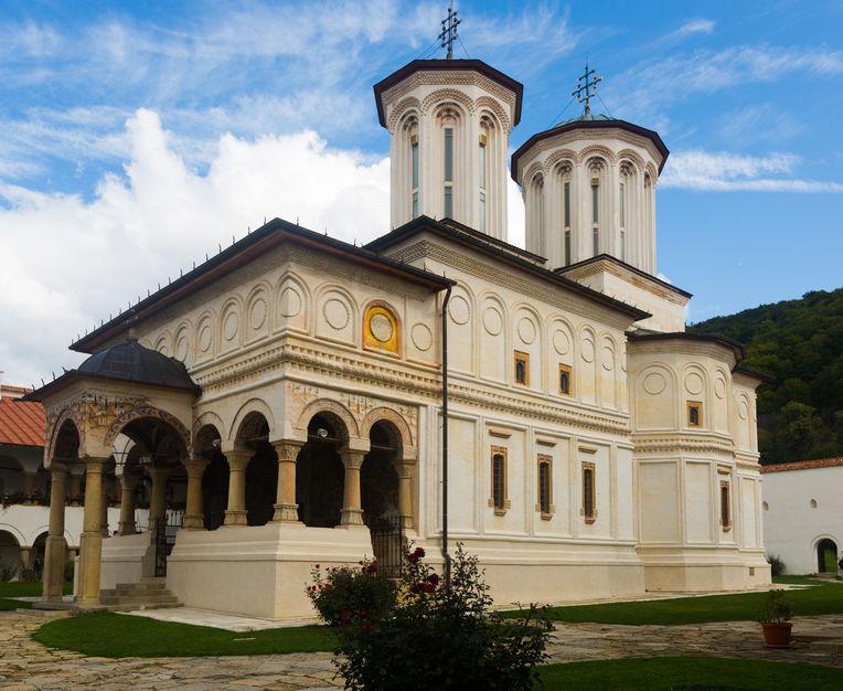 Mănăstirea Horezu, România