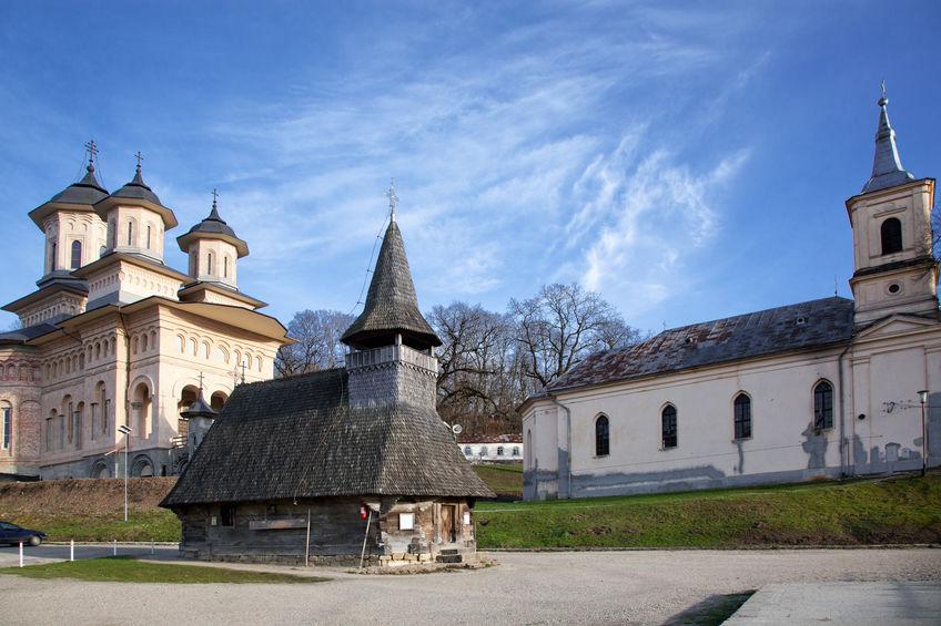 Mănăstirea Nicula - locul unde se află icoana făcătoare de minuni. Mănăstiri din România