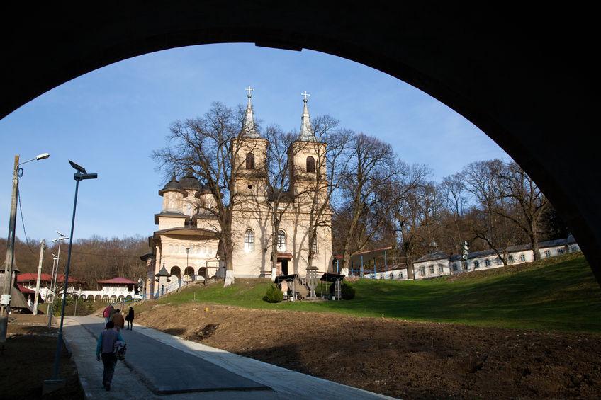 Mănăstirea Nicula - locul unde se află icoana făcătoare de minuni