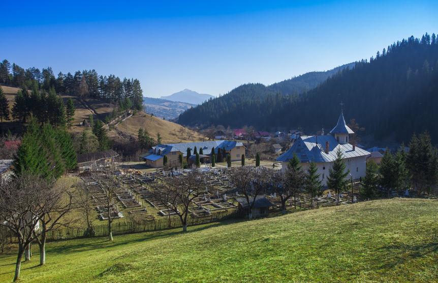 Mănăstirea Petru Vodă, România