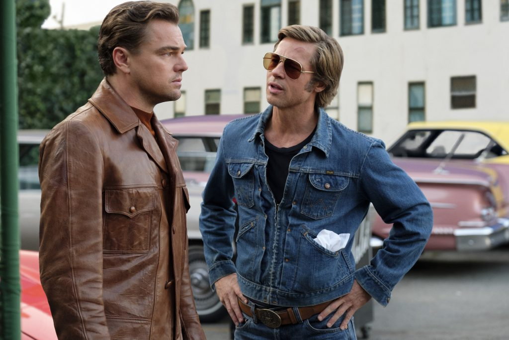 Once Upon a Time in Hollywood Tarantino