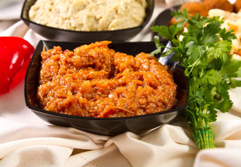 Zacuscă de vinete - rețete de zacuscă cu vinete și legume