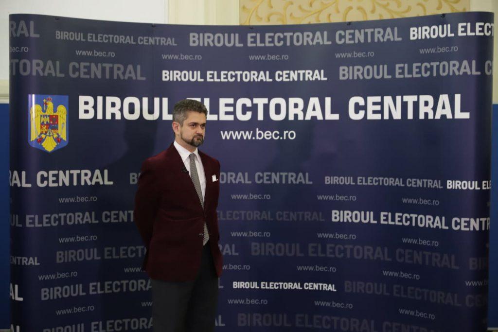 Theodor Palrologu, unul din candidații la alegerile prezidențiale din 2019