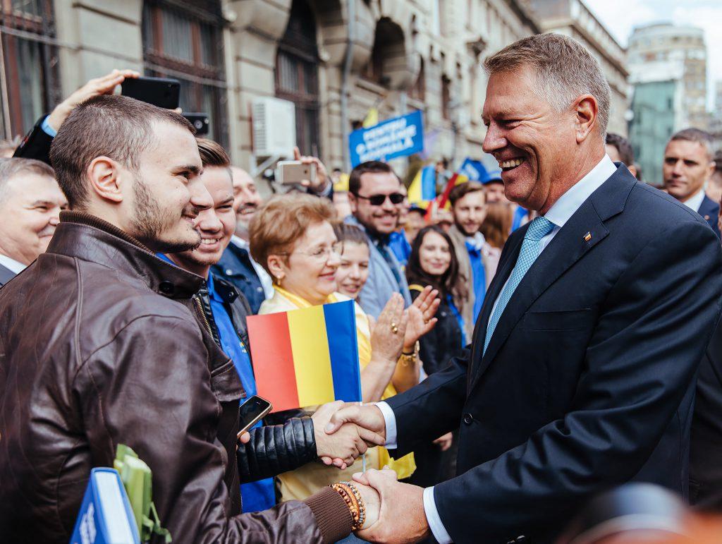 Klaus Iohannis unul din candidaţii la alegerile prezidenţiale din 2019