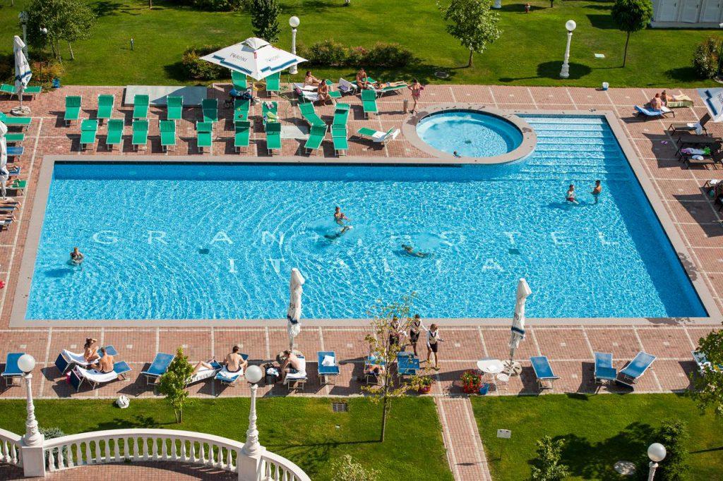 Grand Hotel Italia - hoteluri România