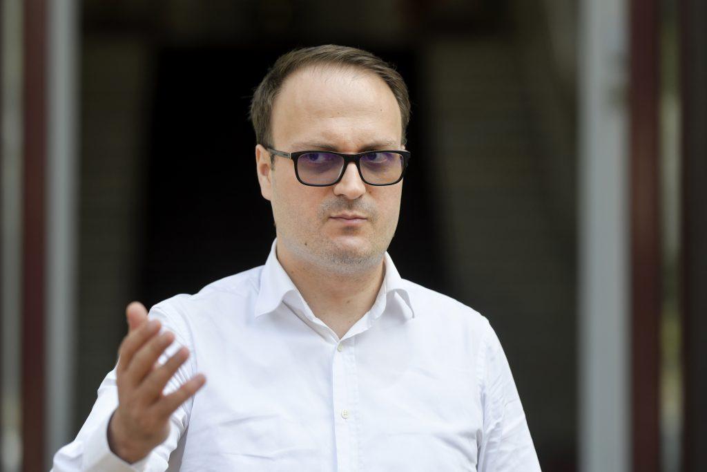 Alexandru Cumpănașu, unul din candidații la alegerile prezidențiale din 2019
