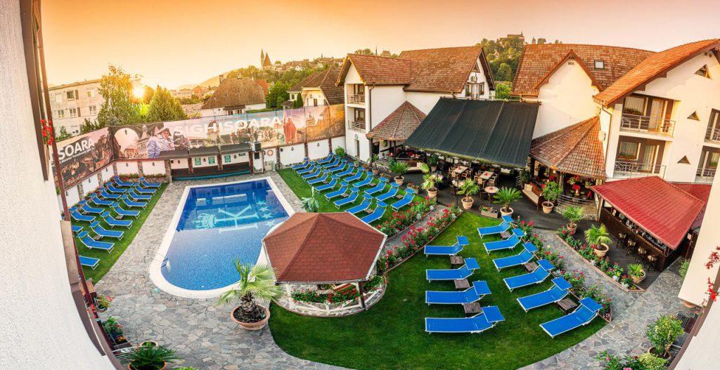 Hotel Korona, România