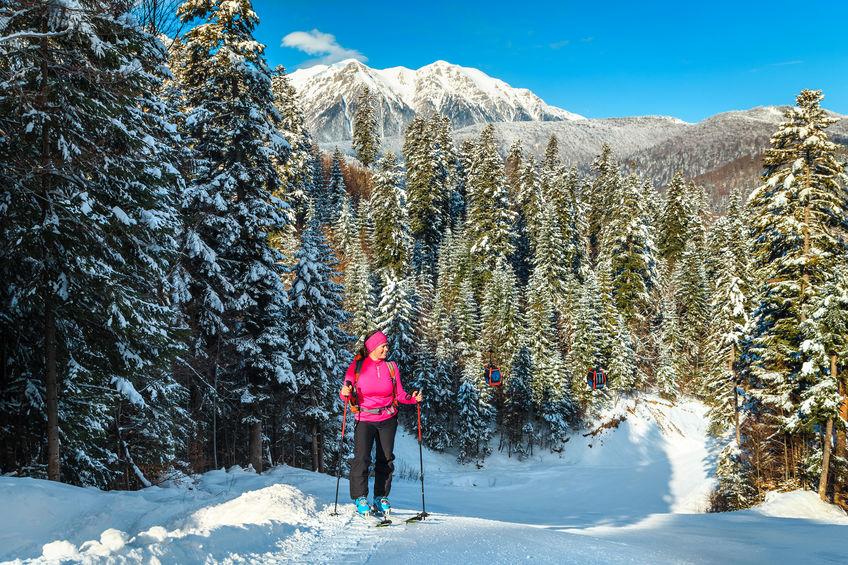 Pârtii de ski din Transilvania,  România