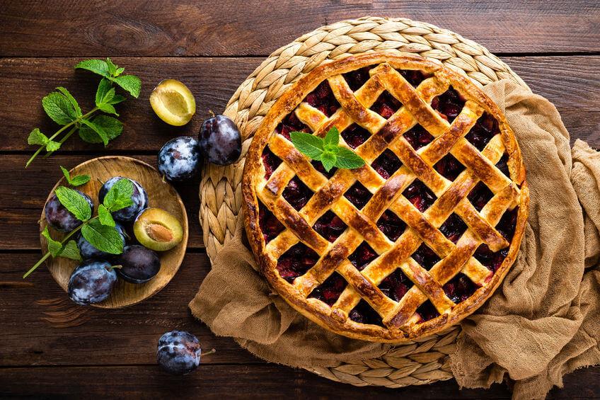 Rețetă plăcintă cu prune