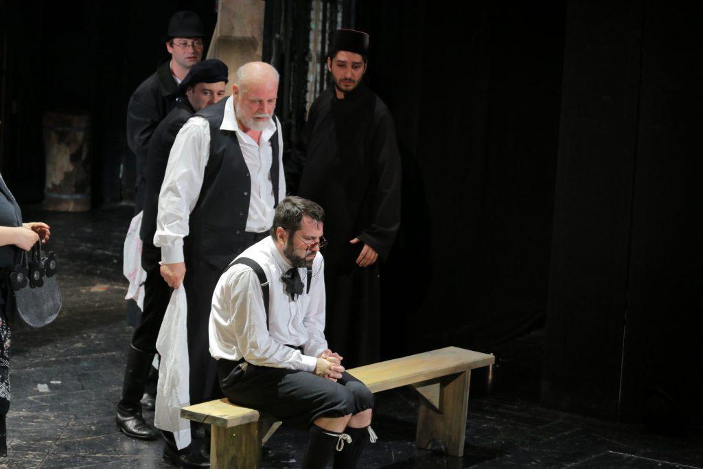 """Festivalul Național de Teatru 2019 -  """"Salba dracului"""""""