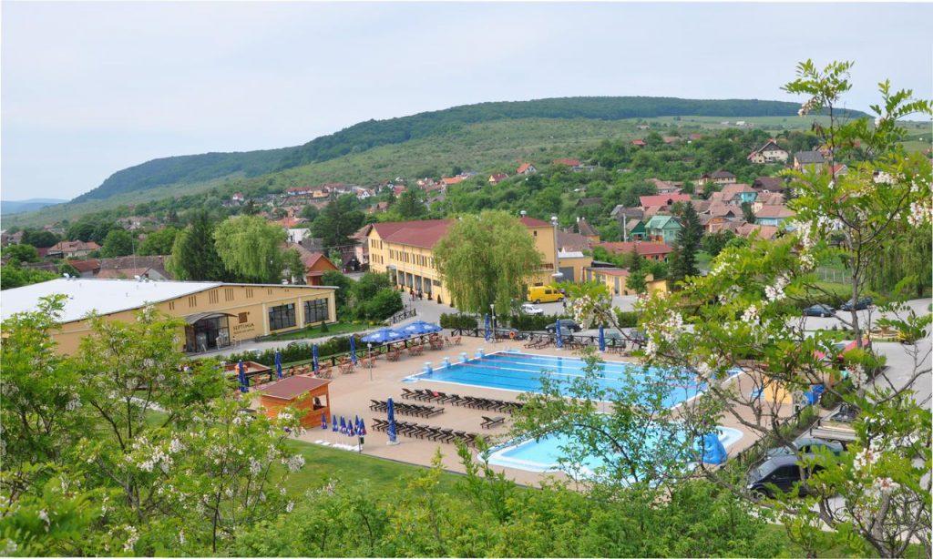 Septimia Resort - SPA - hoteluri cu piscine în România