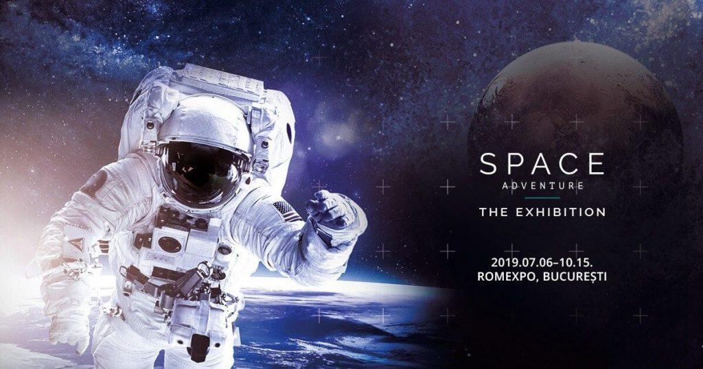 Expoziția Space Adventure (până pe 15 octombrie, Romexpo) - Evenimente în București în octombrie 2019