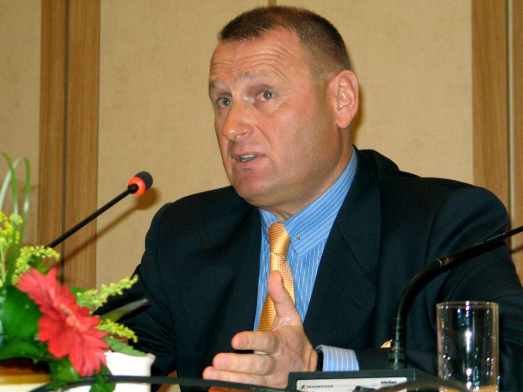 Viorel Cataramă - unul din candidaţii la alegerile prezidenţiale din 2019