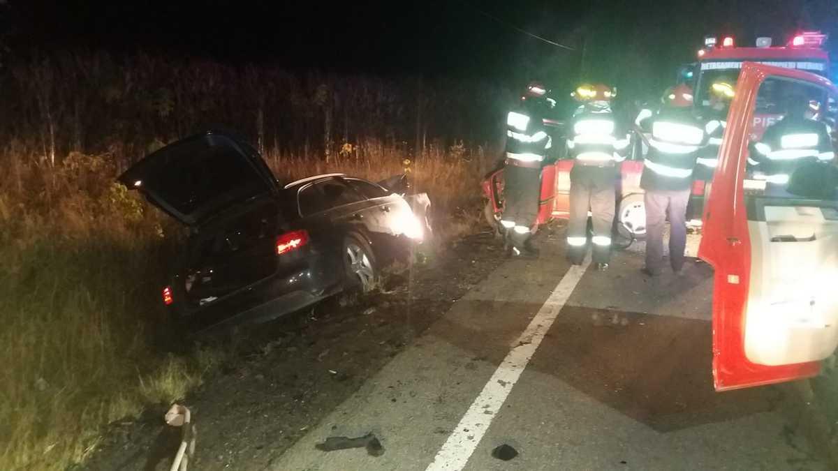Maros megyei fiatalok vesztették életüket egy Szeben megyei balesetben