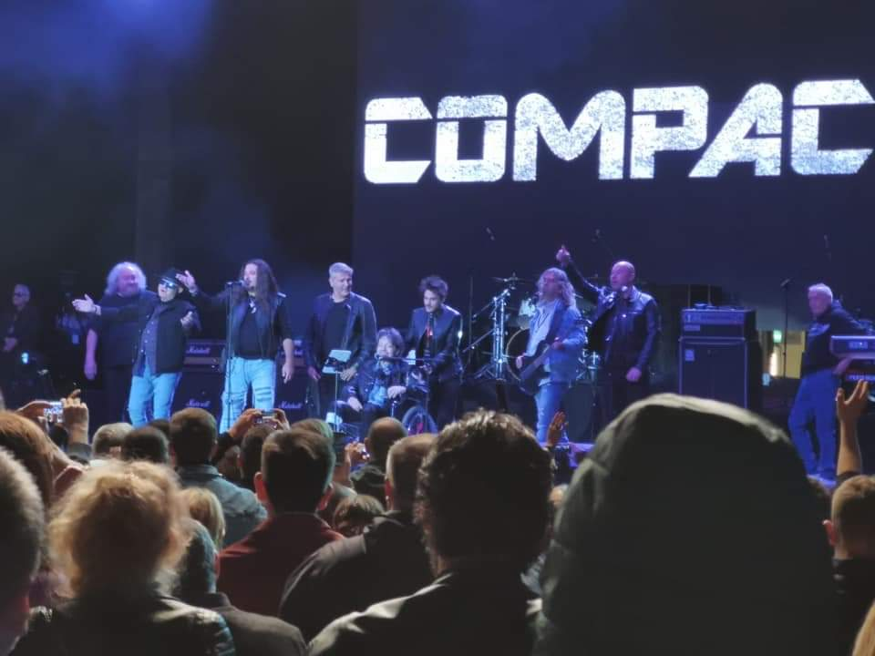 Leo Iorga, Concert Compact
