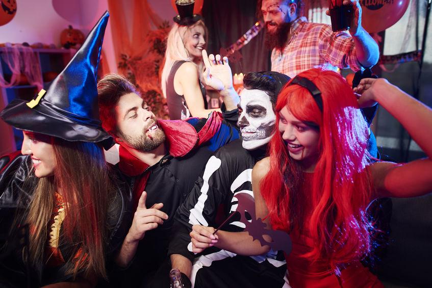 Costume haioase de Halloween