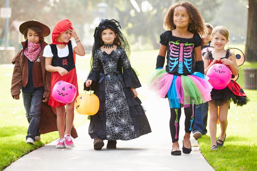 Costume pentru copii de Halloween