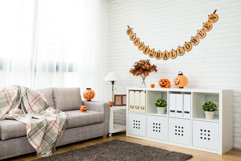 Decorațiuni de Halloween pentru casă