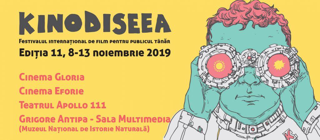 KINOdiseea 2019 - Evenimente în București în noiembrie 2019