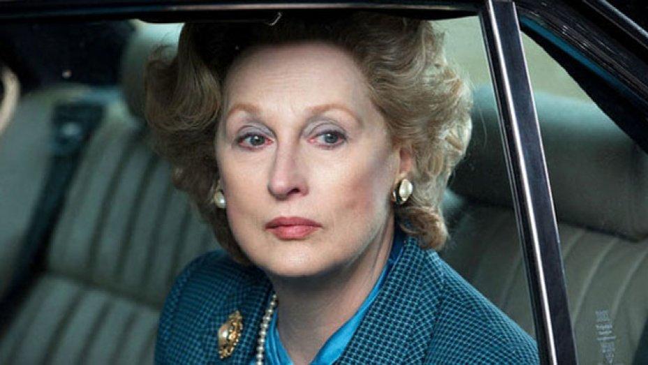 "Meryl Streep a fost Margaret Thatcher, în ""The Iron Lady"""