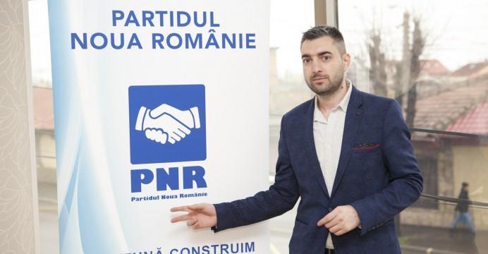 Secabstian Constantin Popescu, unul din candidații la alegerile prezidențiale din 2019