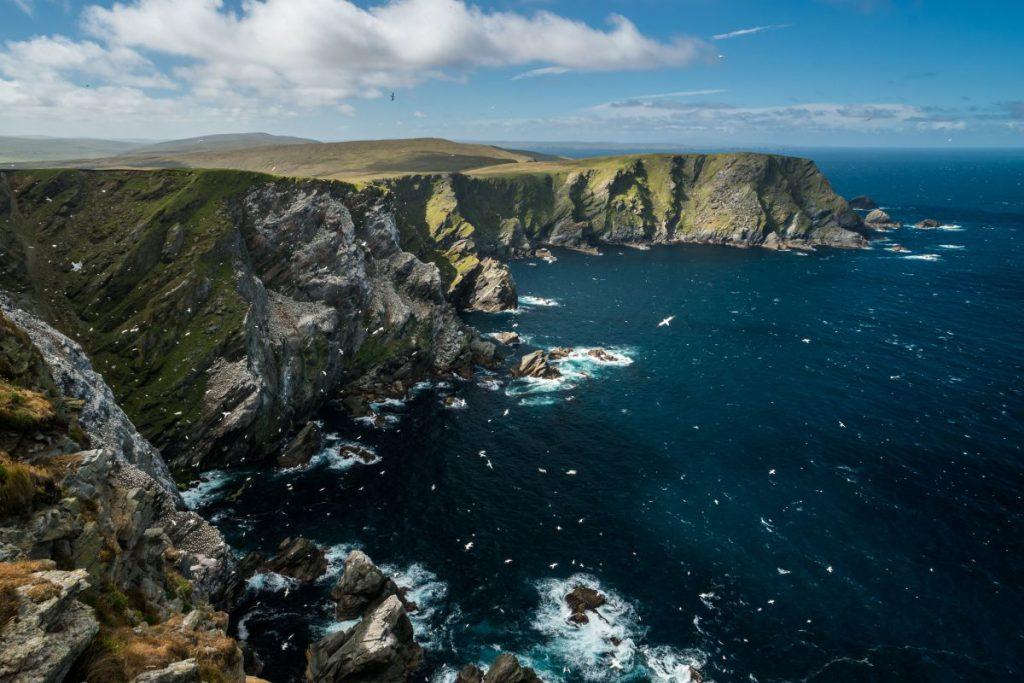 Unst, Insulele Shetland, Scoția