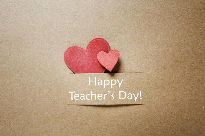 Ziua profesorului - ziua educației