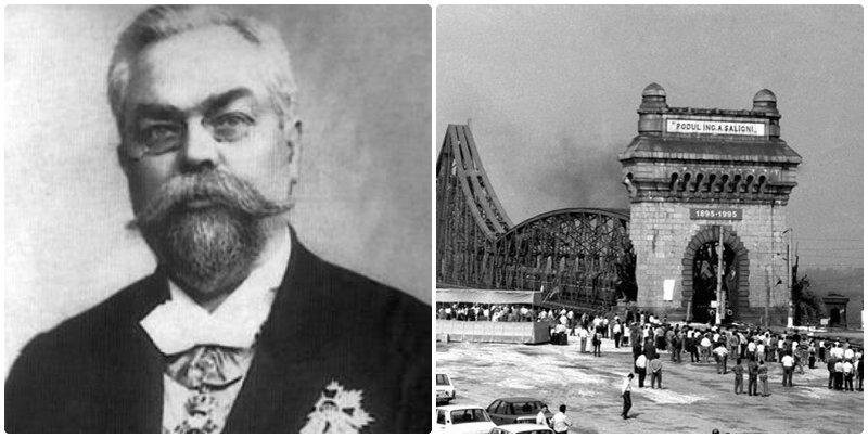 Anghel Saligny - inventatori români