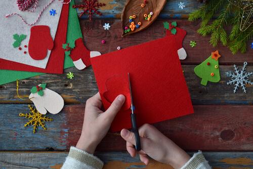 Cum să faci decorațiuni de Crăciun - Decorațiuni din hârtie