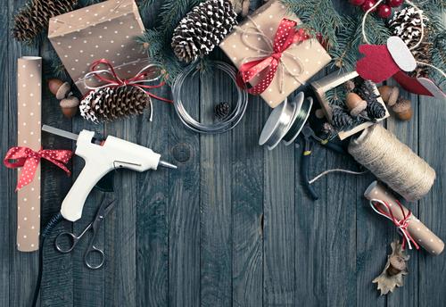 Decorațiuni handmade pentru Crăciun