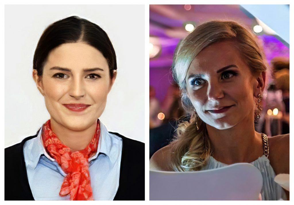 Alina Modan și Adelina Dincă